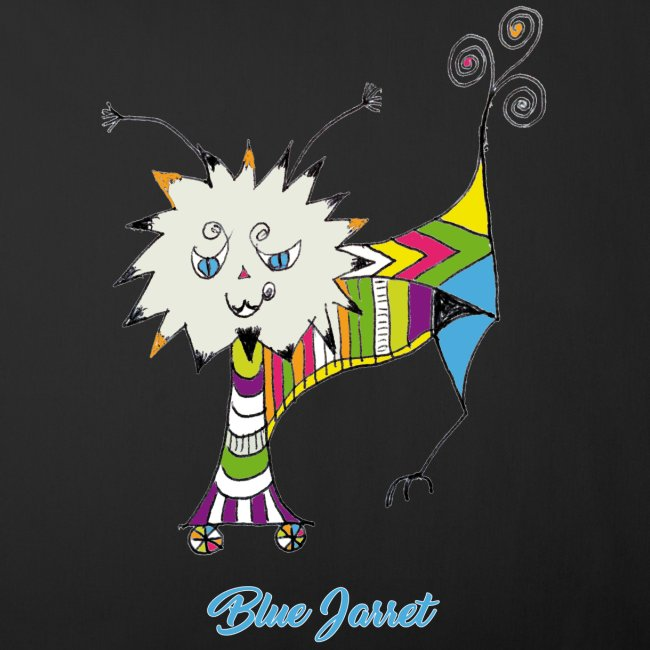 Blue Jarret