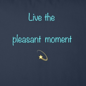 Live the pleasant time - Sofa pillow cover 44 x 44 cm