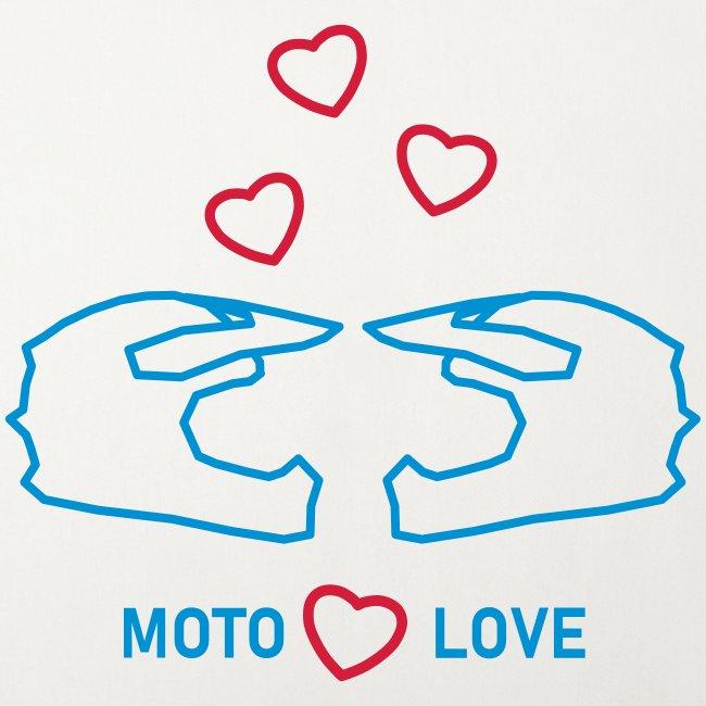 moto miłość