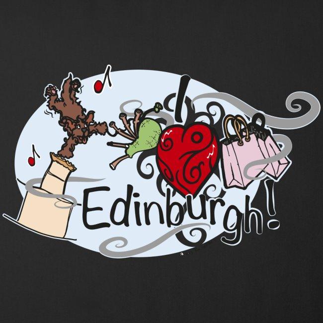 I love Edinburgh