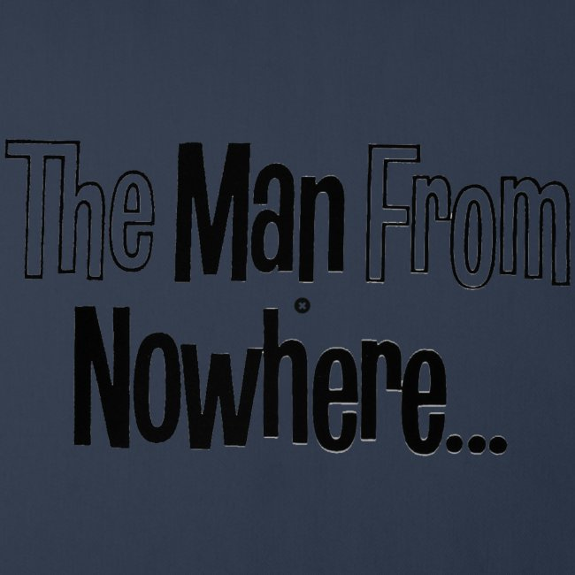 L'homme qui venait de nulle part !
