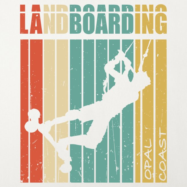 Kite Landboarding OPAL COAST