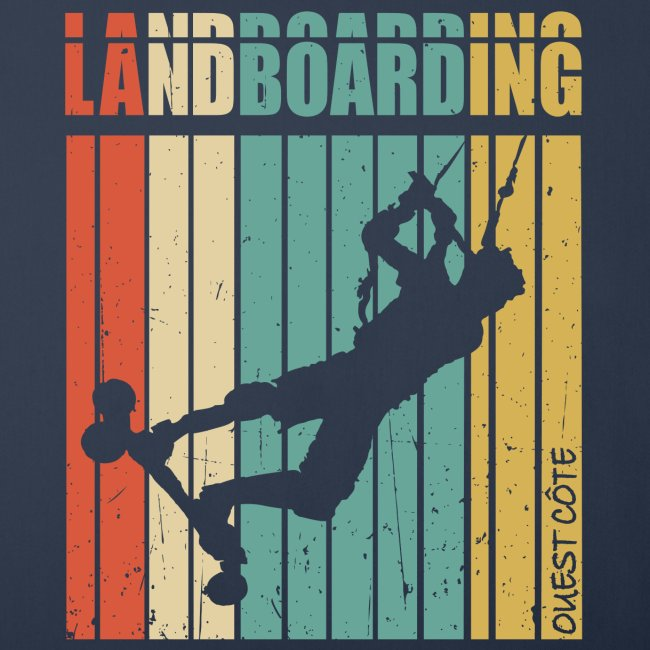Kite Landboarding Ouest Côte