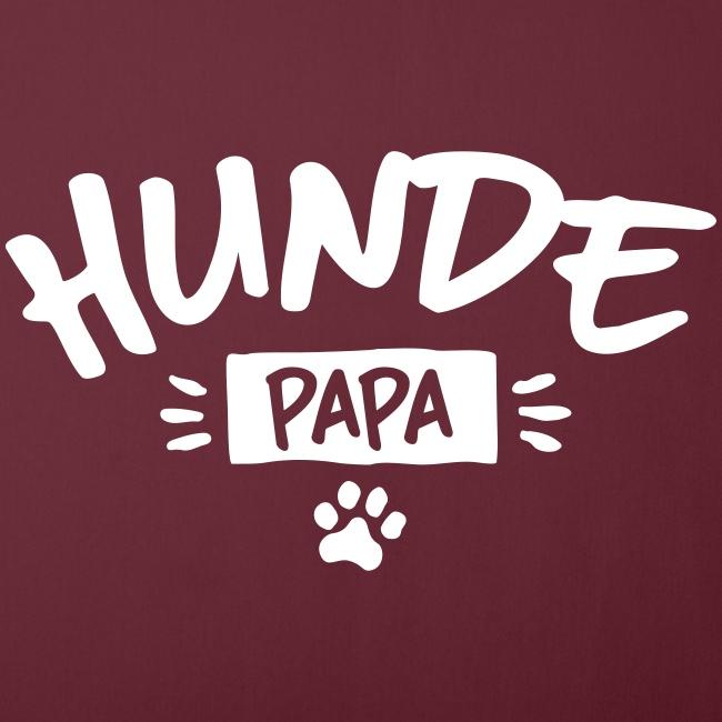 Vorschau: Hunde Papa - Sofakissenbezug 44 x 44 cm
