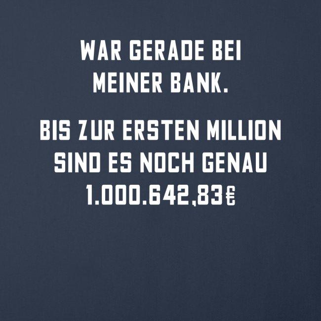 Lustiger Spruch Schulden Pleite Geld Geschenk Sofakissenbezug 44 X 44 Cm