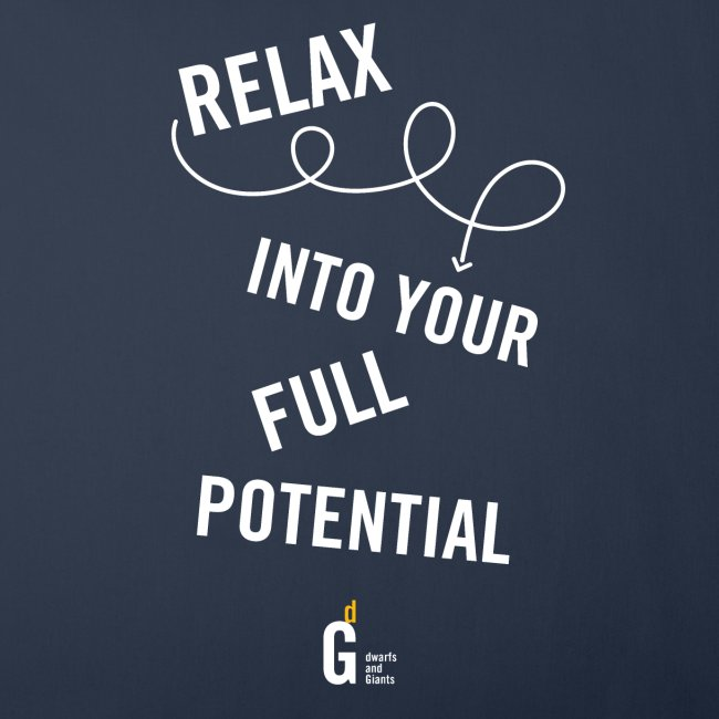 Relax into your full potential I v2