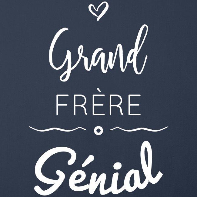 GRAND FRÈRE GÉNIAL