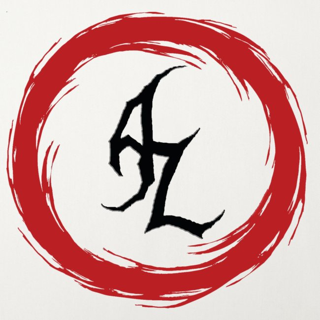 Logo Officiel Azaros Noir