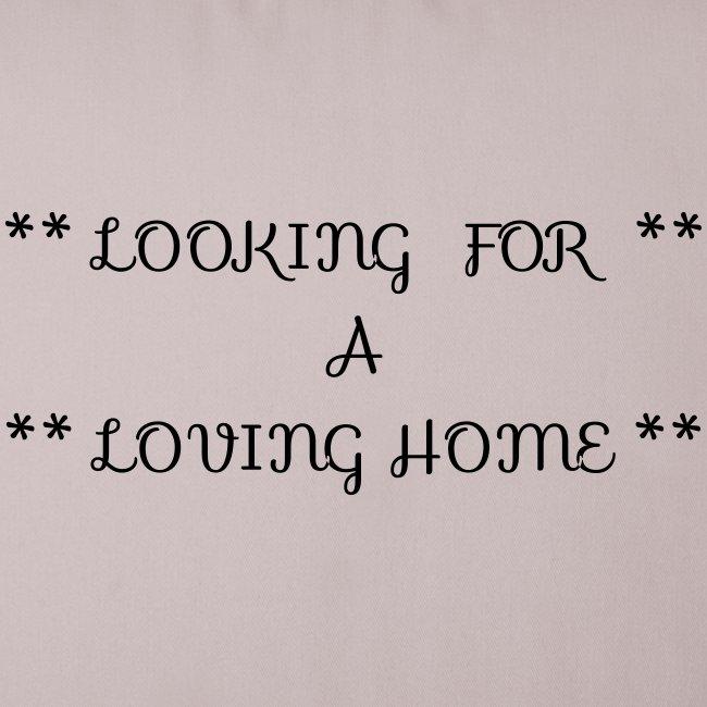 Loving home