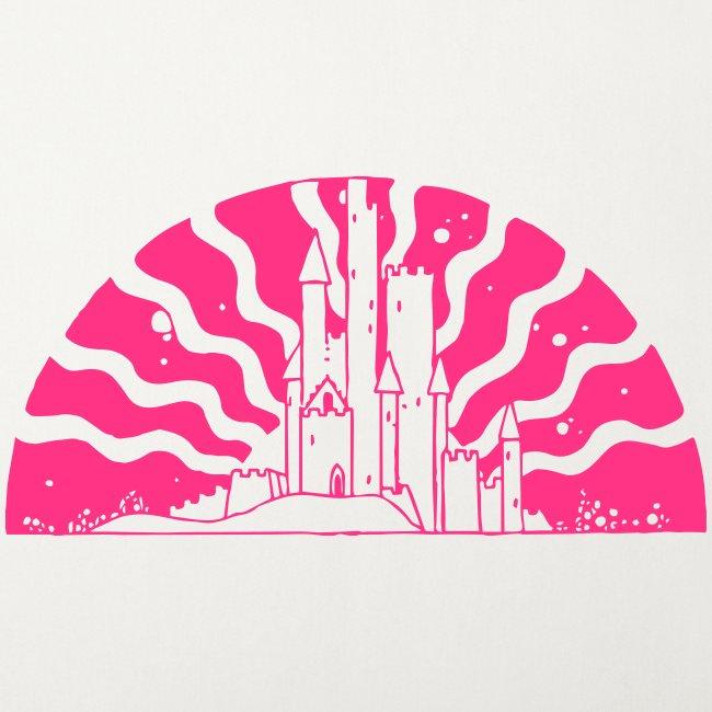 Fairytale Castle Sunrise