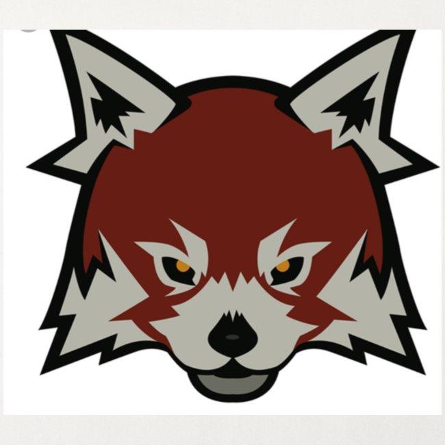Red panda merch