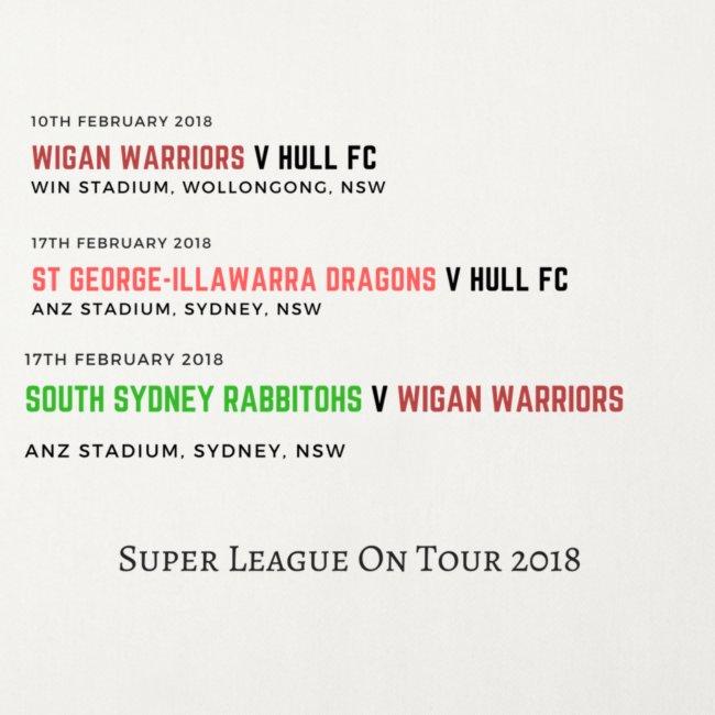 Super League on Tour