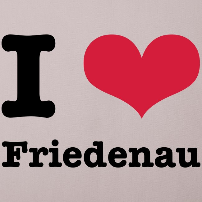I love Friedenau