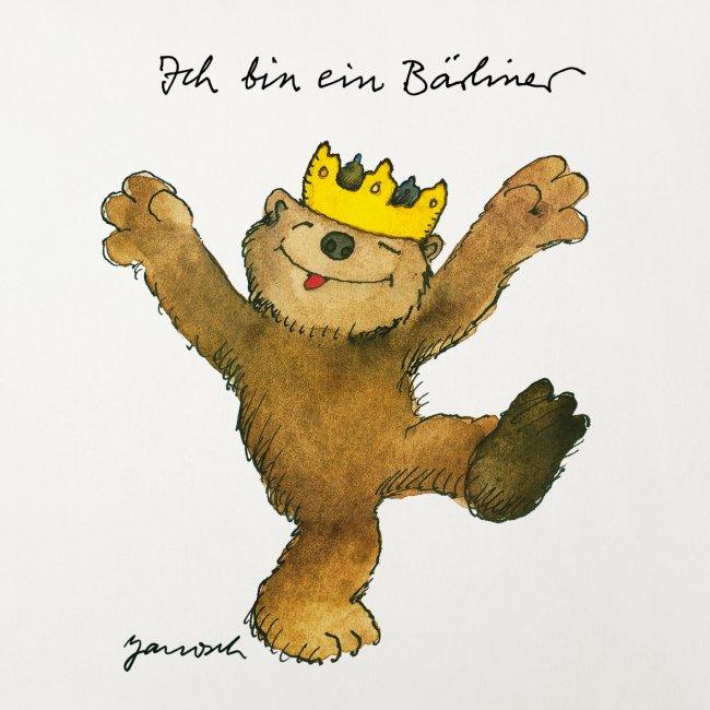 Janosch Kleiner Bär Ich Bin Ein Bärliner