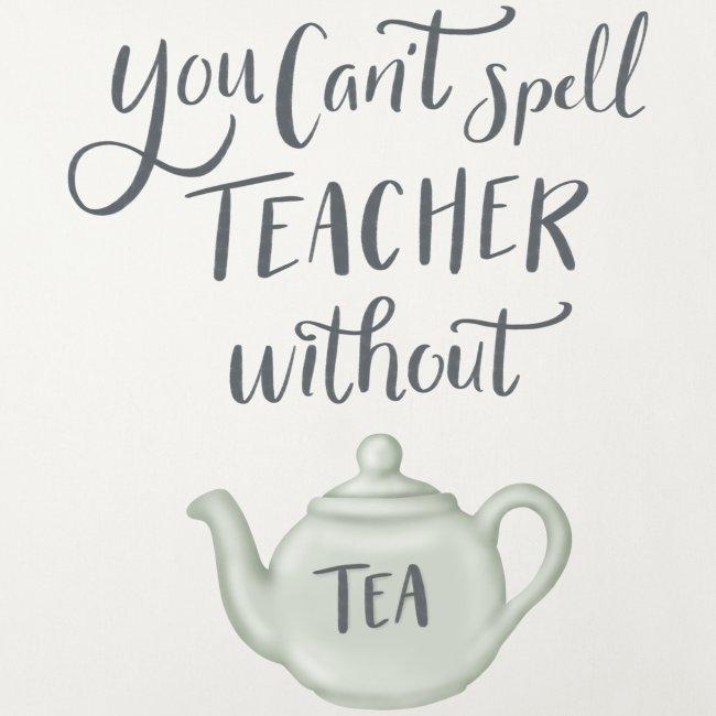 Tea teacher