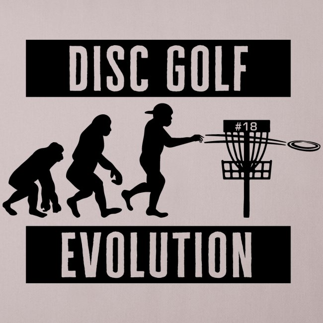 Disc golf - Evolution - Black
