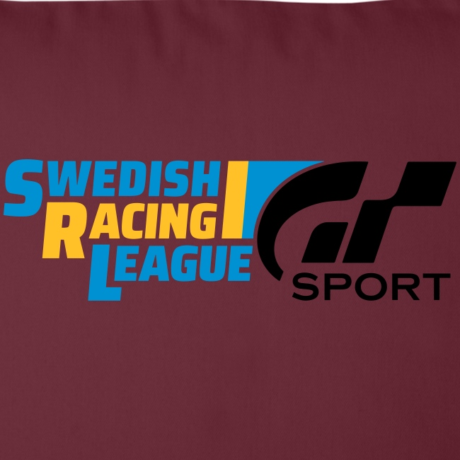 Swedish Racing League GT Sport svart