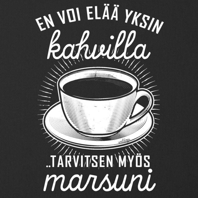 Yksin Kahvilla Marsu