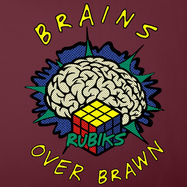 Rubik's Cube Brains Over Brawn