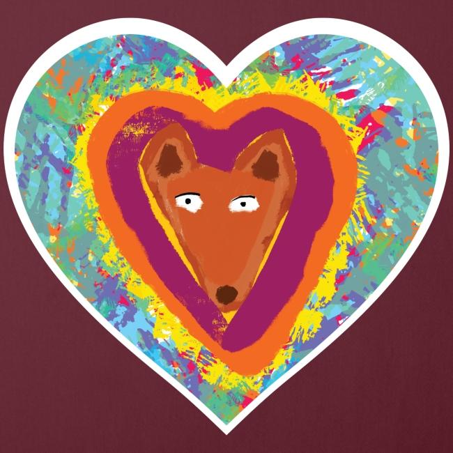 Foxy Heart