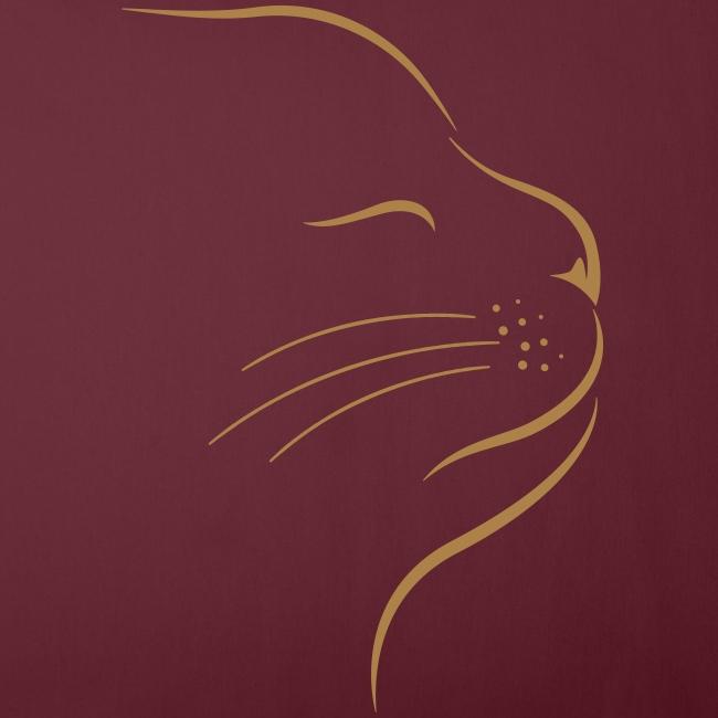 Vorschau: Catstyle - Sofakissenbezug 44 x 44 cm