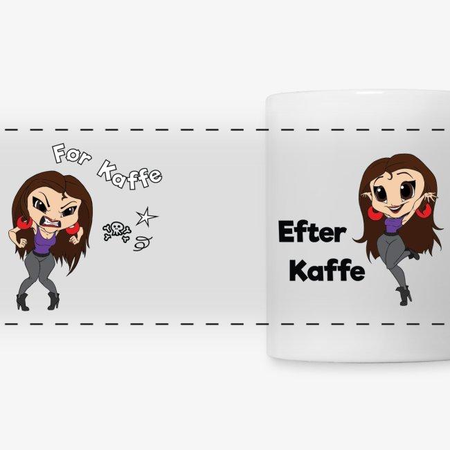 Før-Efter Kaffe, dame
