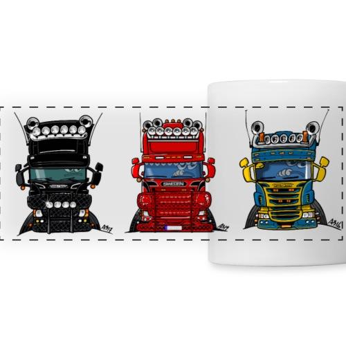 3xS truck panoramamok - Panoramamok
