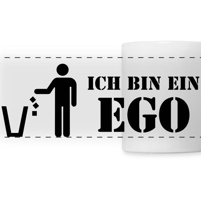 Ich bin ein Ego / sich selber mal beschenken!