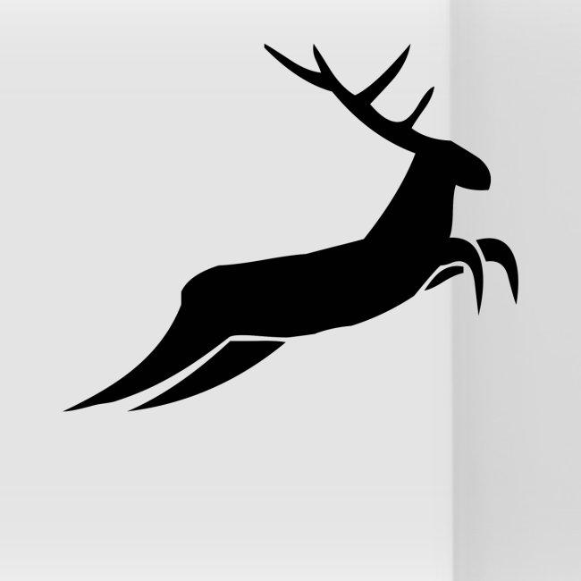 Hirsch Symbol Reh Wild Natur Wildnis