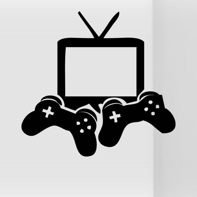 Video Games Symbol Spieler Streamer Spielen