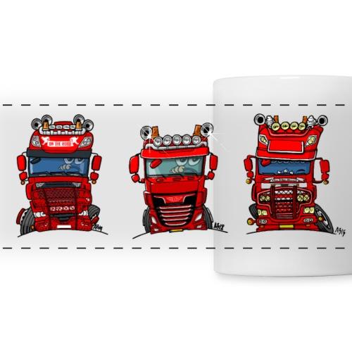 3xD truck panoramamok - Panoramamok