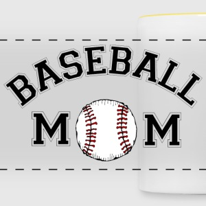 Maman de base-ball - Tasse panorama