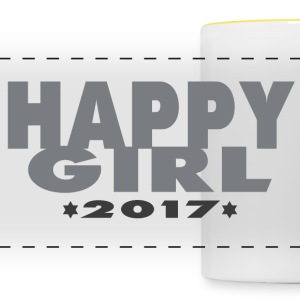 Happy Girl 2017 - Kubek panoramiczny