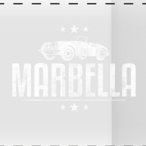 Marbella Vintage Car - Panoramic Mug