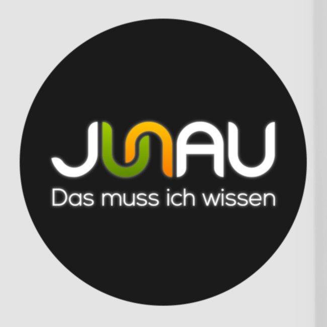 JUNAU - Das muss ich Wissen (rund)