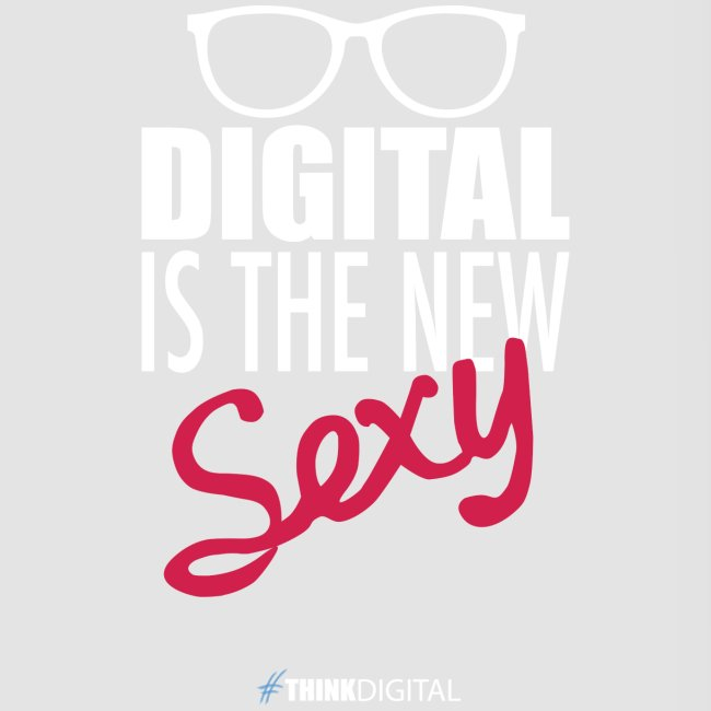 DIGITAL is the New Sexy - Lady