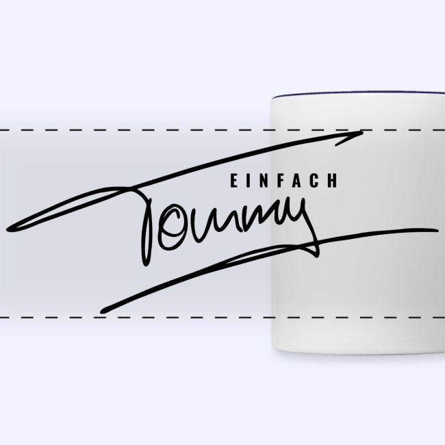 Einfach Tommy / Black Font