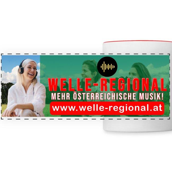 Welle-Regional Kaffeetasse