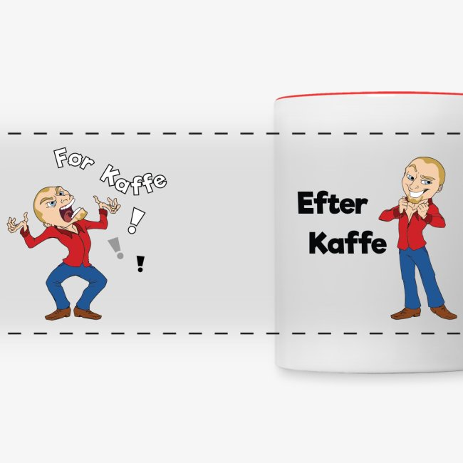 Før-Efter Kaffe, herre