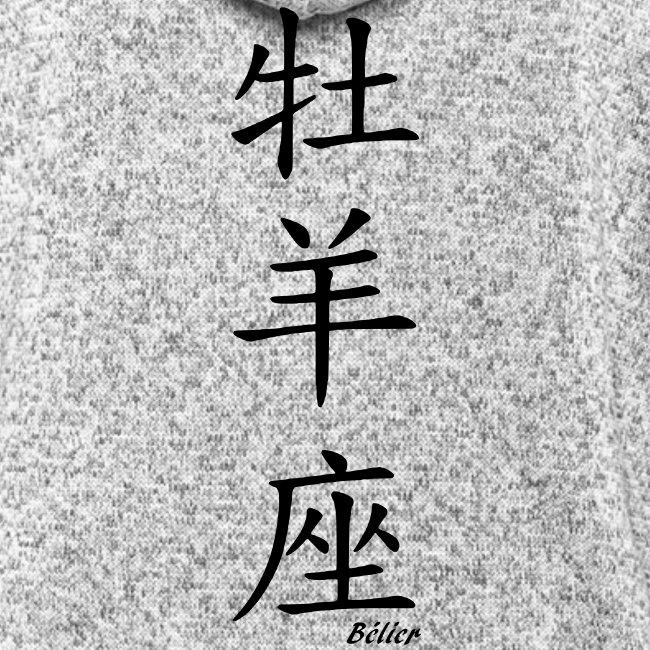 signe chinois bélier