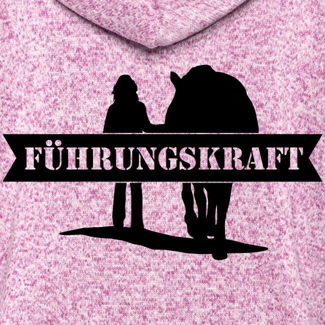 Vorschau: Führungskraft female - Frauen Kapuzen-Fleecejacke