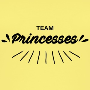 Team prinsesser - Øko tank top til damer