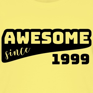 Awesome since 1999 / Birthday-Shirt - Women's Organic Tank Top