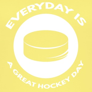 Hockey: Everyday is a great day hockey - Women's Organic Tank Top