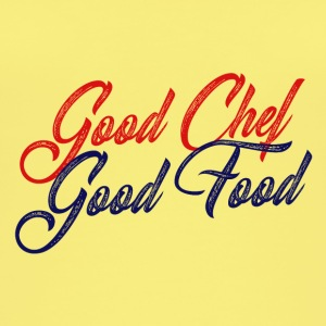Koch / Chefkoch: Good Chef - Good Food - Frauen Bio Tank Top