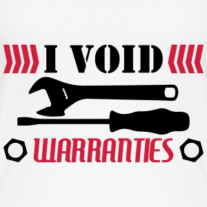 I Void Warranties - Mechanics - Women's Organic Tank Top
