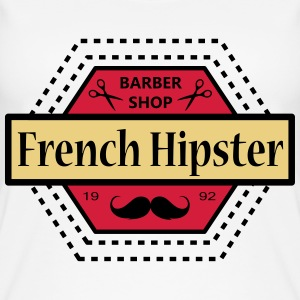 FRENCH HIPSTER - Frauen Bio Tank Top