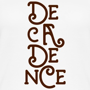 Club Decadence - Athens Greece - Women's Organic Tank Top