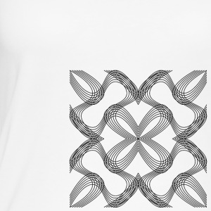 line design - Øko-singlet for kvinner