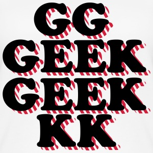 Geek - Øko tank top til damer